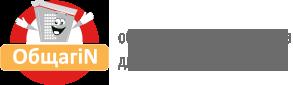 Логотип общежития и хостела ОбщагiN