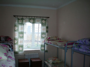Комната студентов в общежитии