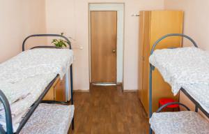 Номер для студентов в общежитии