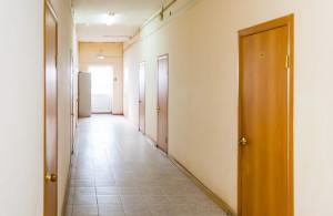 хостел для рабочих коридор