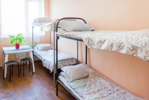 комнаты в общежитии для рабочих