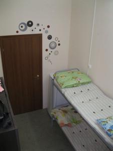 Номер в общежитии на месяц