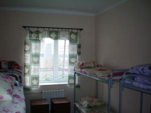 Комната в хостеле на месяц