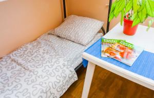 Кровати в нашем хостеле