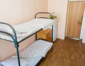 комната в общежитии для иностранцев